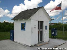 Smallest Post Office in the United States
